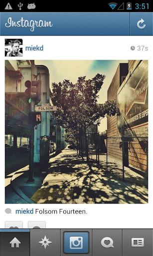 Instagram v4.0.2