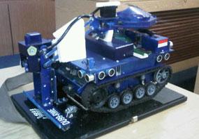 indonesia juara kontes robot 2011