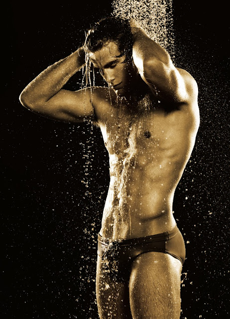 Picture About Male Model Hugo Marquez from les Dieux du Stade 2014