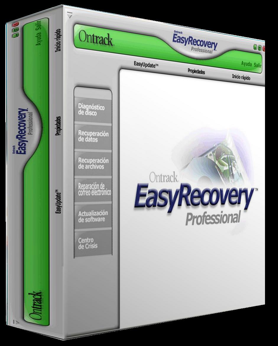 Ontrack Easy Recovery Enterprise 11.0.2.0 Final merupakan salah satu softwa