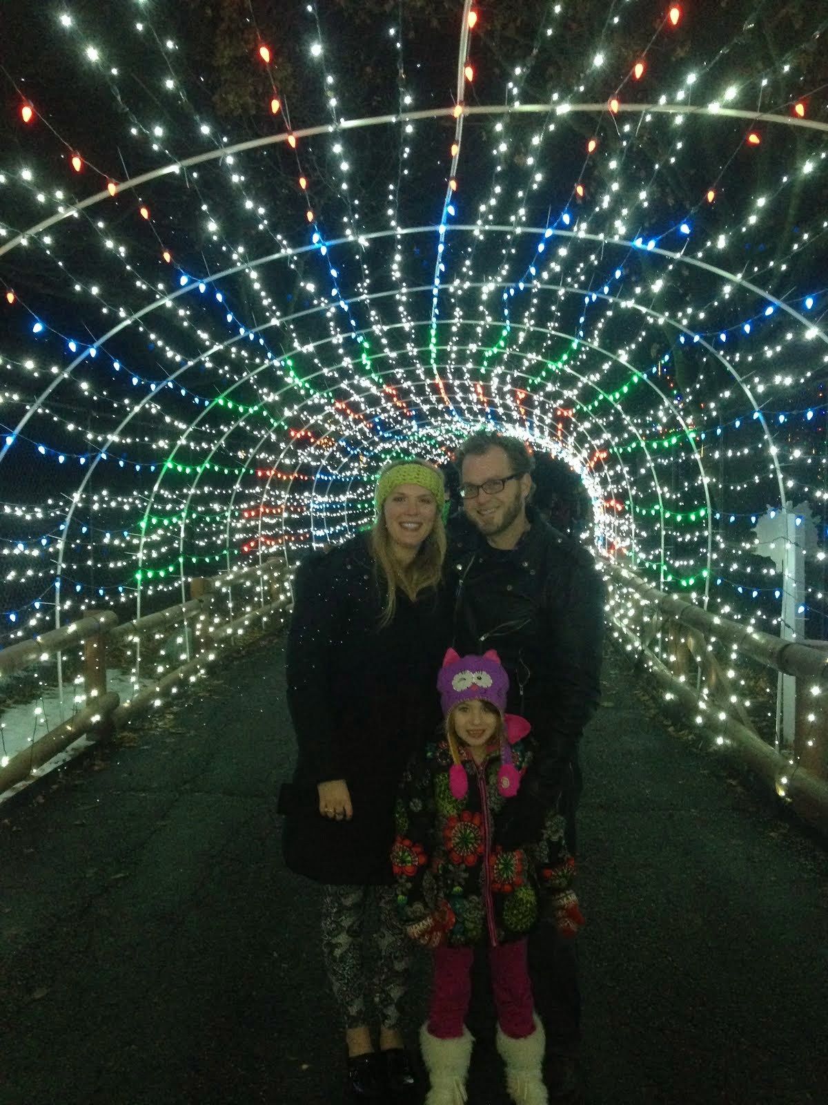 Zoo winter lights LV PA
