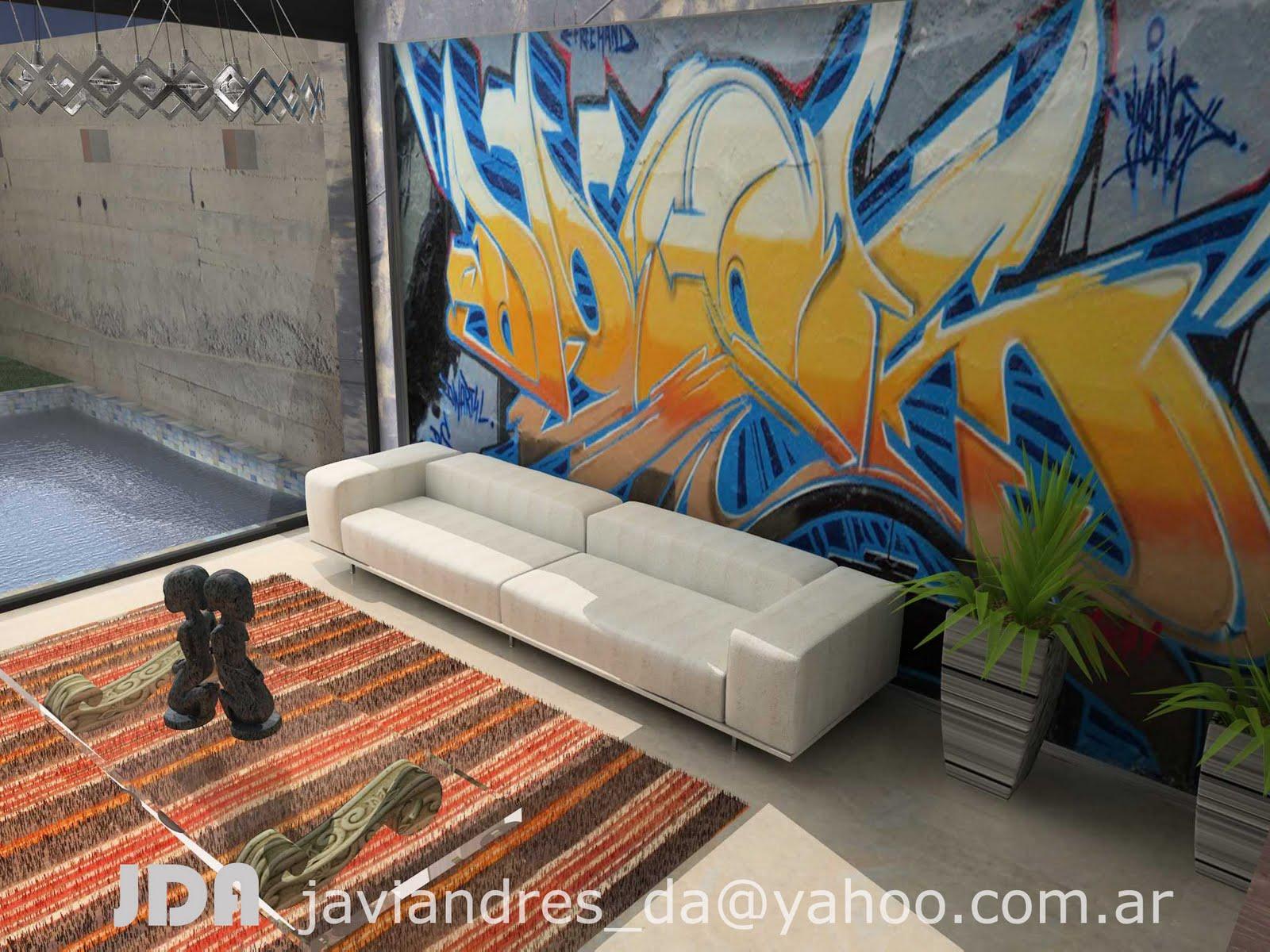 Arquitec maquetas dise o de interiores 3d r stico y urbano for Diseno de ambientes interiores