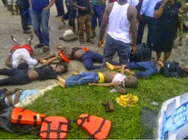 capsized boat victims in port harcourt