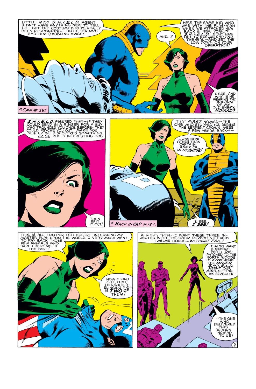 Captain America (1968) Issue #283 #199 - English 5
