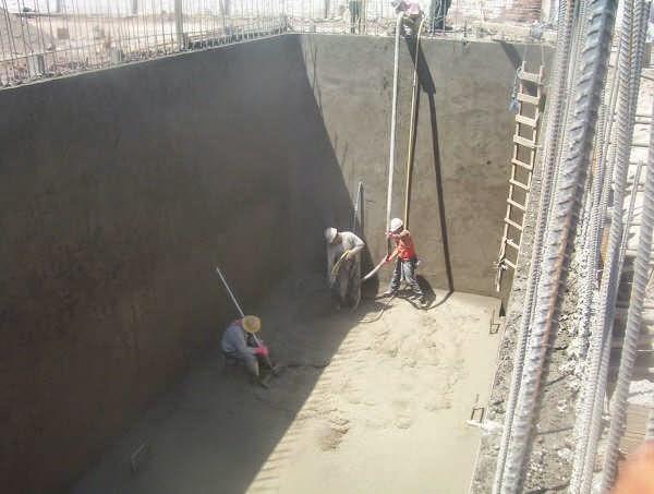 Ventajas y desventajas de construir una cisterna for Cisternas de cemento