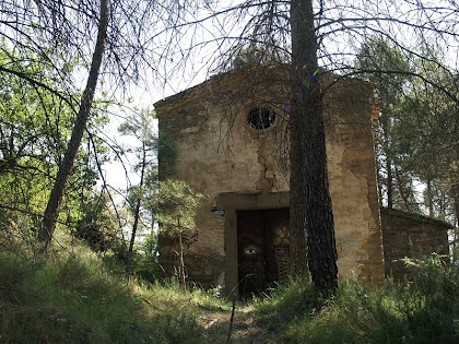 La Capella de Sant Pere de les Cigales