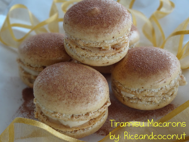 how to make macarons at home without eggs