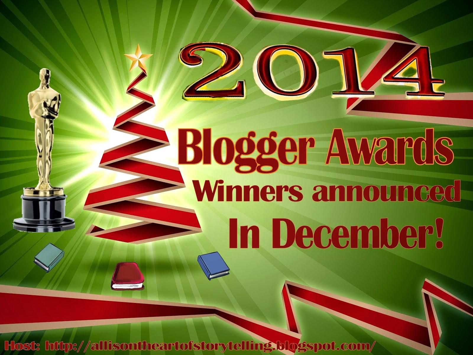 The 2014 Blogger Awards
