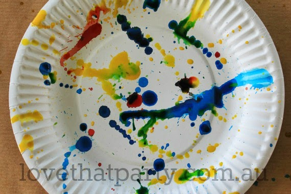 art party, kids party, birthday party ideas, boys party ideas