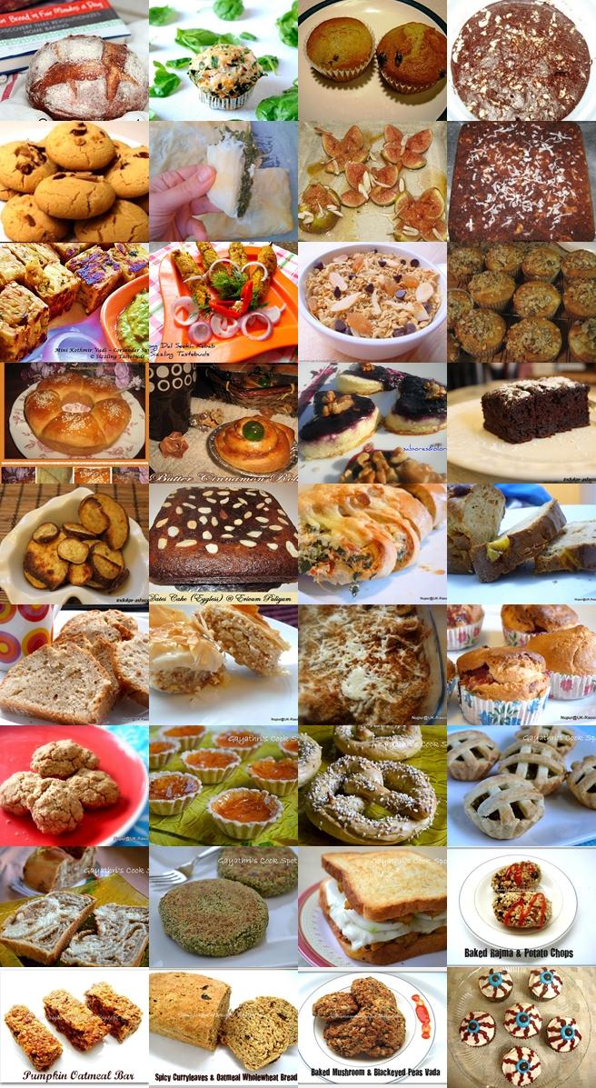 Hcc Healthy Bakes Roundup