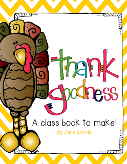 http://www.teacherspayteachers.com/Product/Thank-Goodness-A-Class-Book-To-Make-946520