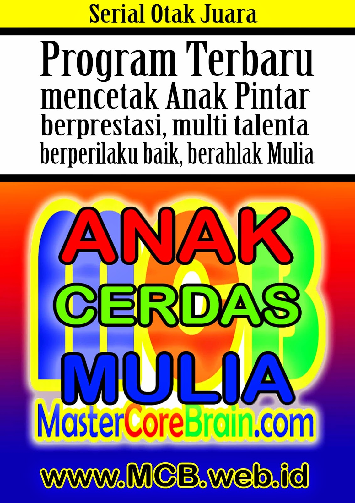 Download Buku ACM Anak Cerdas Mulia