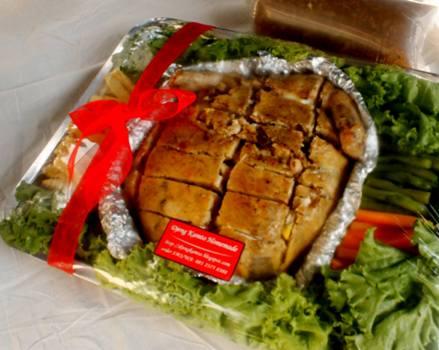 Paket Ayam Cabut Tulang Aka Ayam Kodok
