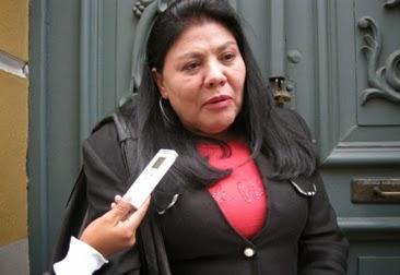 Entrevista a Norma Piérola caso desplante a Evo Morales