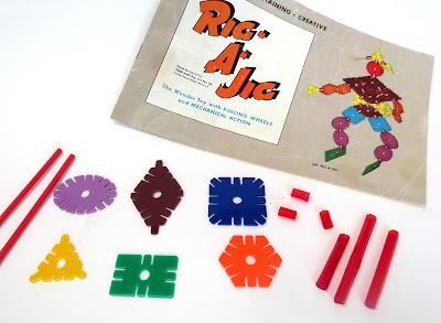 Rig-A-Jig vintage toy