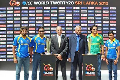 ICC T20 World Cup 2012 Squads