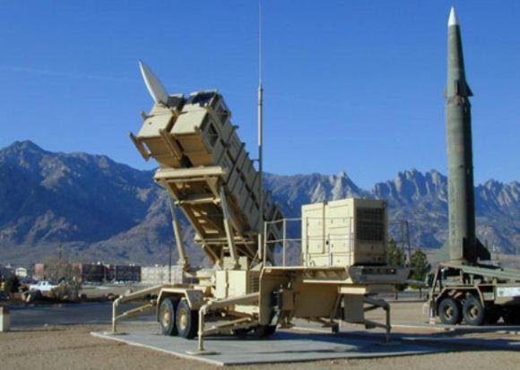 Sistem Pertahanan Rudal Patriot