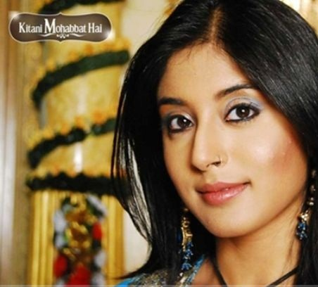 Kitni Mohabbat hai actress