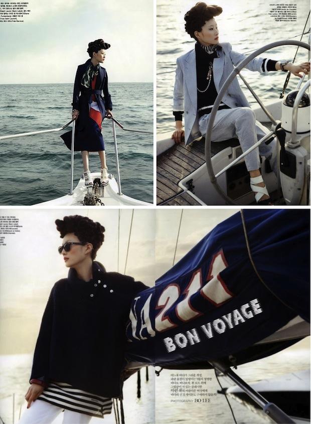 Vogue Korea, May 2010
