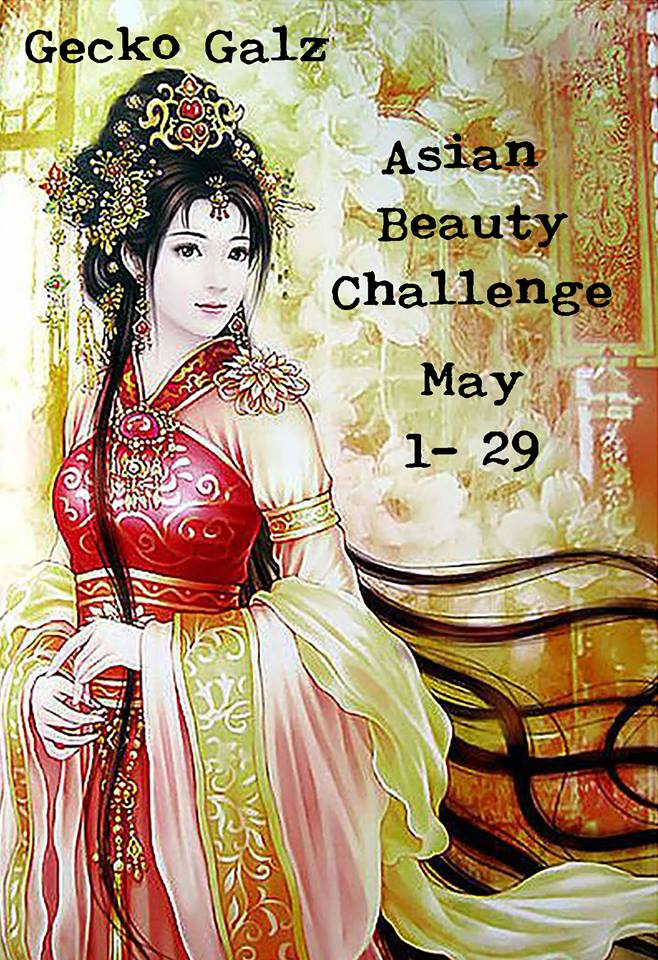 Asian Beauty Challenge