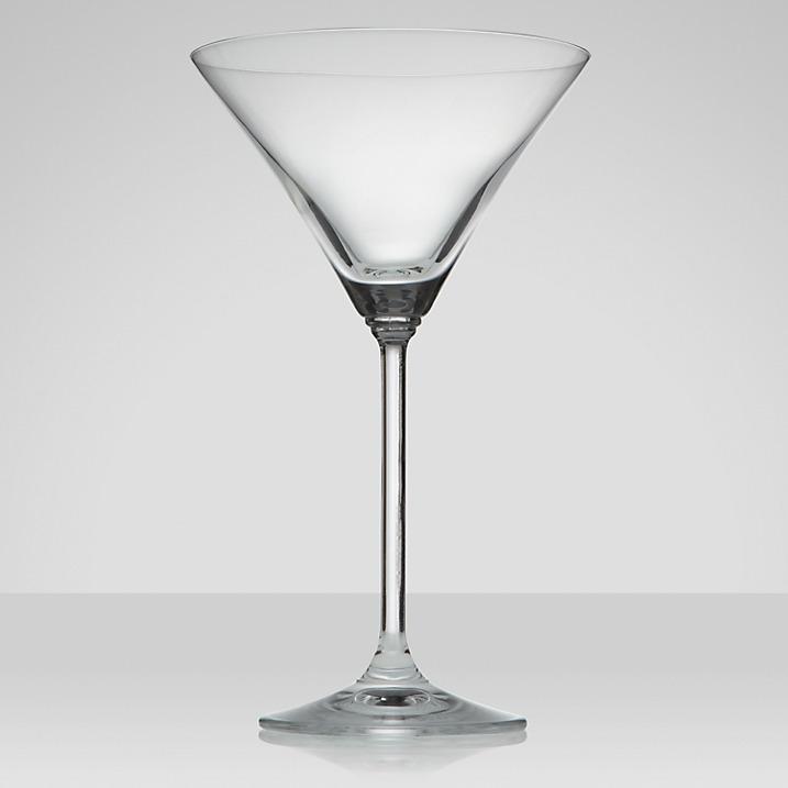 glasses with class martini glasses