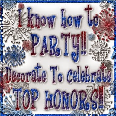 Decorate to Celebrate - Top Honors