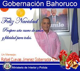 GOBERNACION DE BAHORUCO
