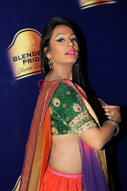 Hot Kashmira Shah Ramp Walk Photos