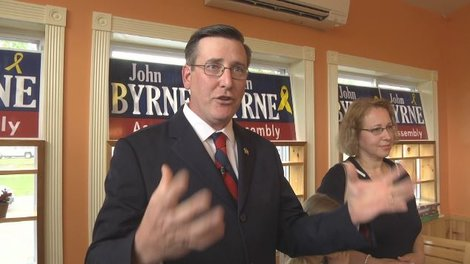 John Byrne to Run Again