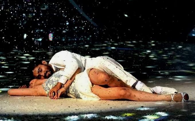 Drashti Dhami intimate images with Salman in Jhalak Dikhhla Jaa