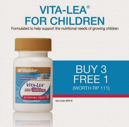 vitamin untuk anak-anak