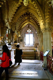 Lady Chapel, Rosslyn Chapel