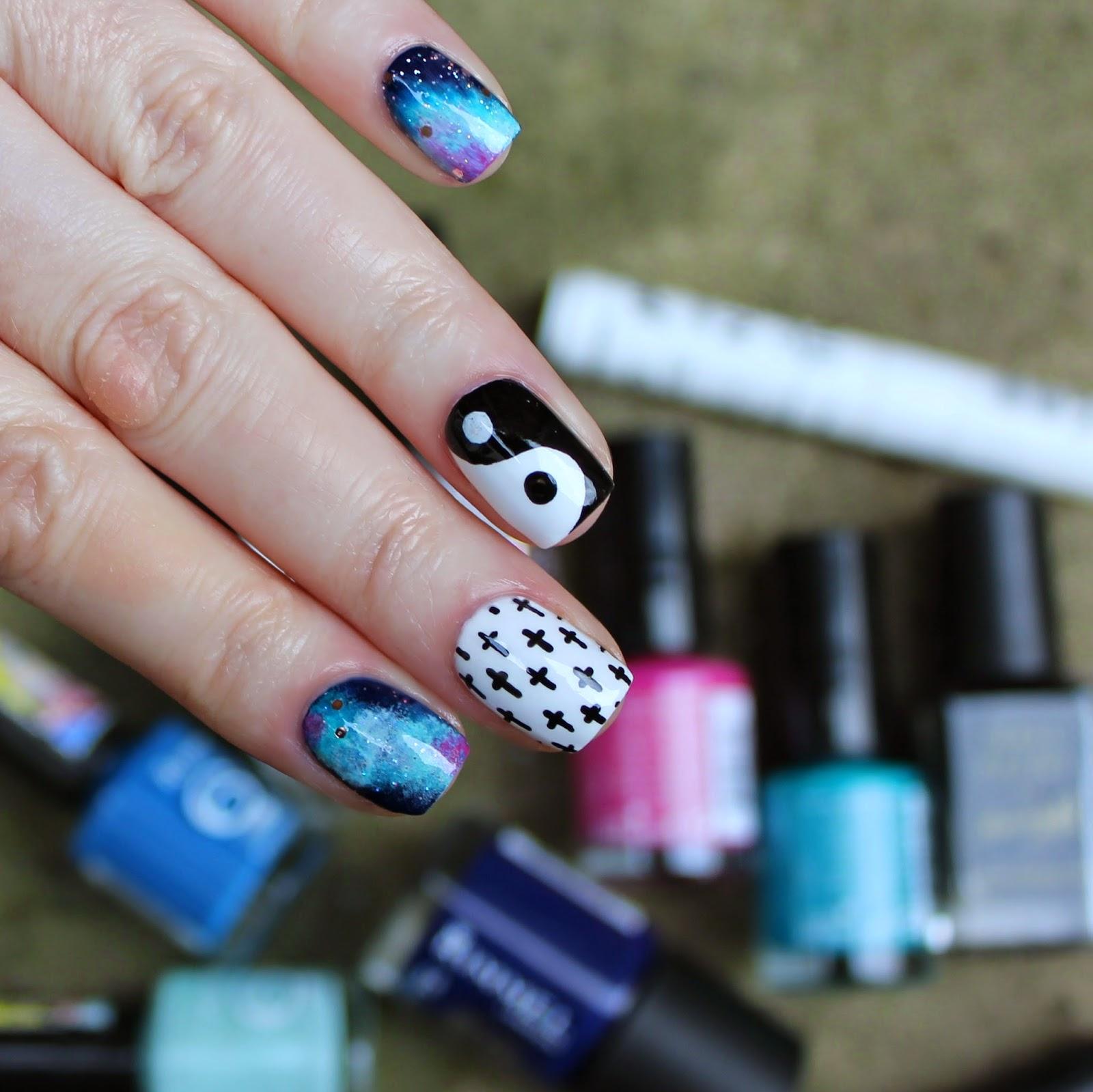 Dahlia Nails