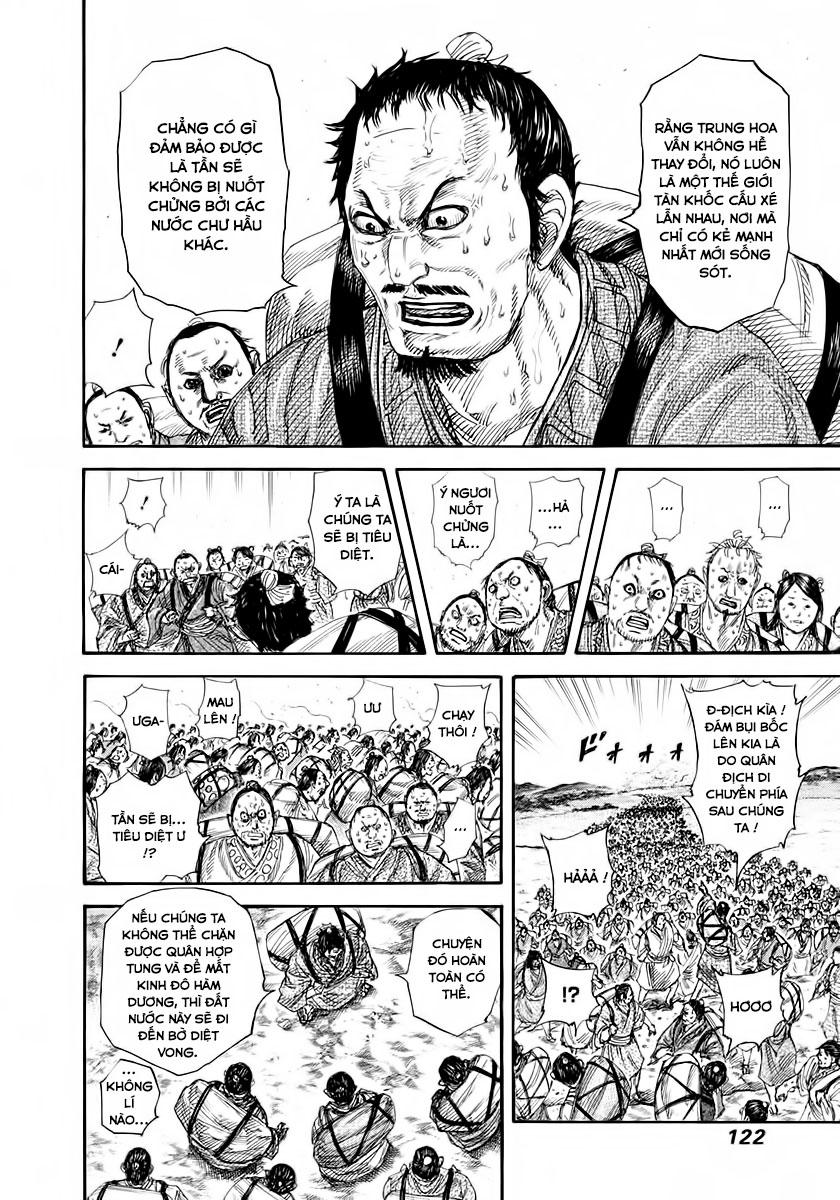Kingdom – Vương Giả Thiên Hạ (Tổng Hợp) chap 268 page 5 - IZTruyenTranh.com