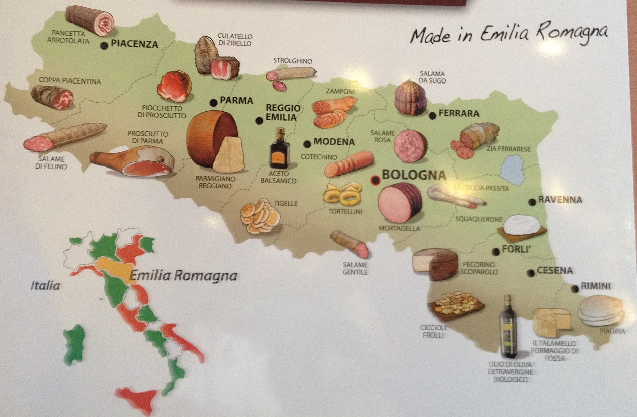 Suitcase passport november 2015 - Regional italian cuisine ...
