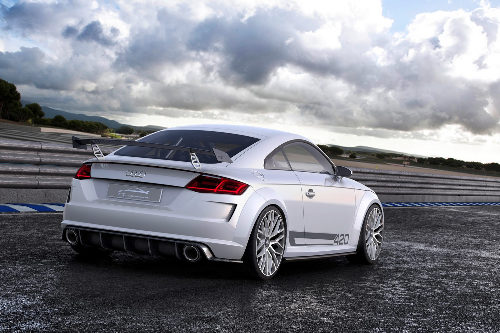 no manual gearbox for next audi tt rs says report. Black Bedroom Furniture Sets. Home Design Ideas