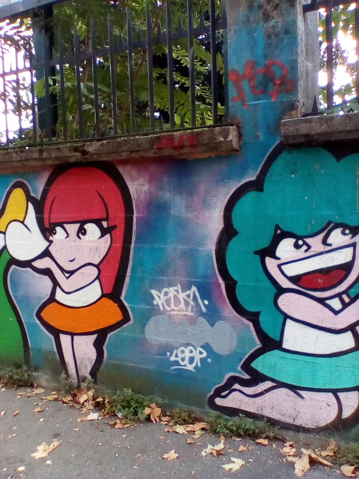 Grafity san Ciro