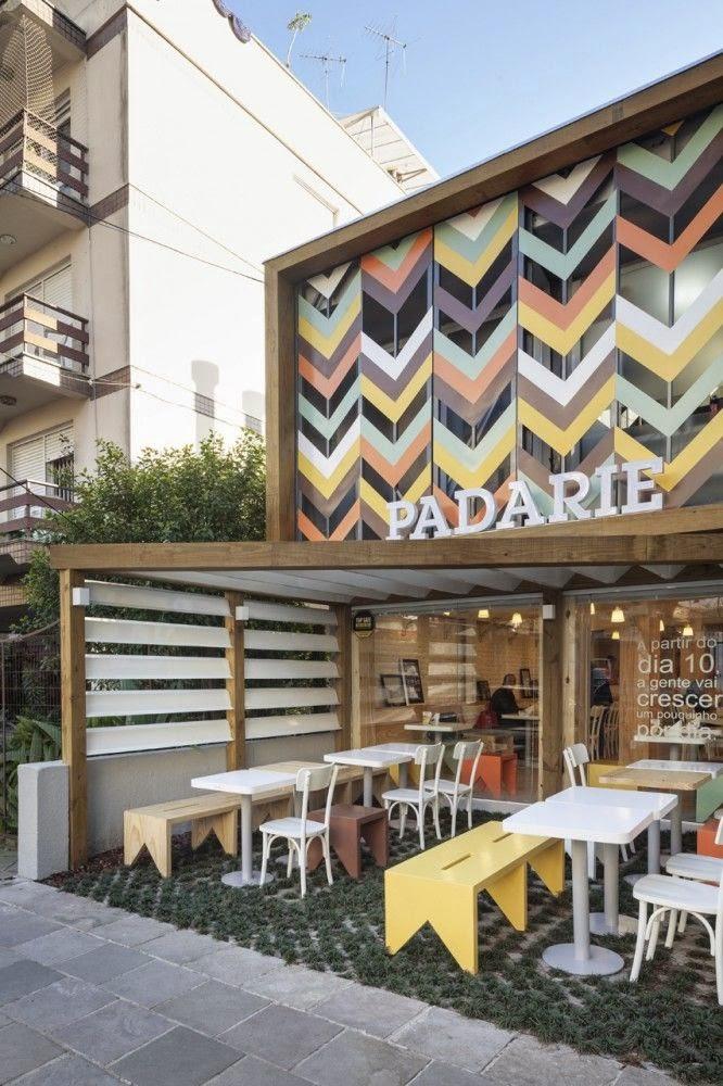 Padarie - projeto de padaria em Porto Alegre
