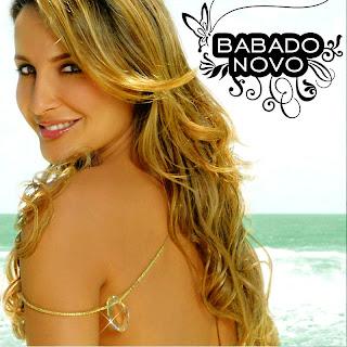 """Capa do disco """"Ver-te Mar"""", lançado em 2007 pelo grupo Babado Novo."""