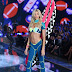 Devon Windsor at Victoria's Secret Fashion Show Runway in NYC
