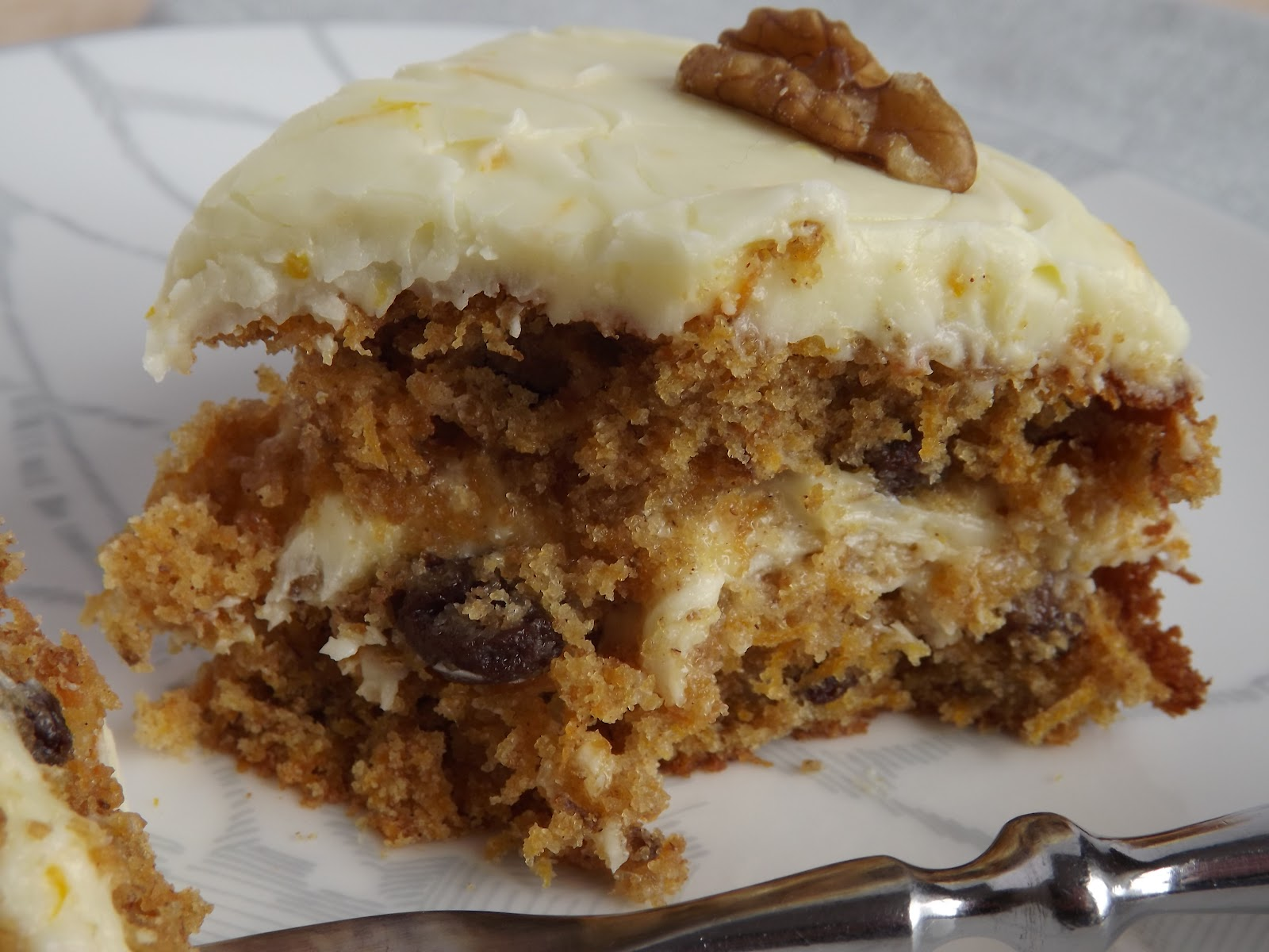 Fold in the Flour: My Perfect Carrot Cake