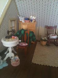 Viv's sewing corner