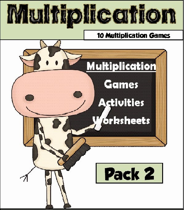 Multiplication Pack 2