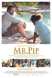 Mr. Pip 2012 Dual Audio Hindi BluRay 180Mb hevc