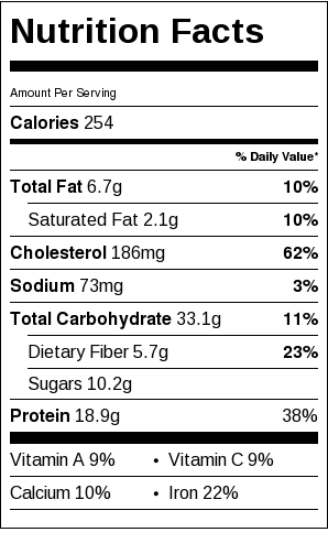 nutrition-facts-skinny-chocolate-protein-banana-oatmeal