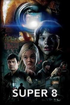 Super 8 Torrent - BluRay 720p/1080p Dual Áudio