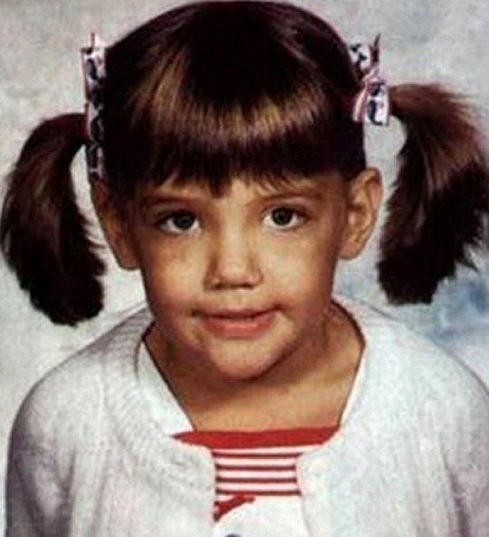 baby pictures of famous people Katie Holmes