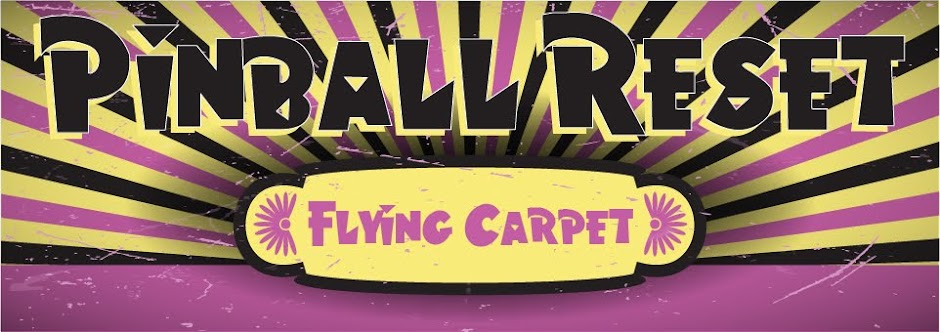 Pinball Reset: Flying Carpet