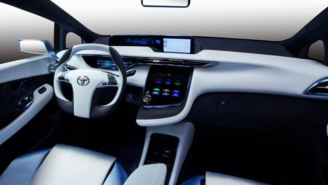 Toyota Prius V Fuel Cell Release Date 2016