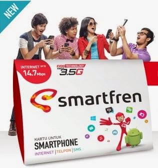 Paket Internet Smartfren Untuk Modem